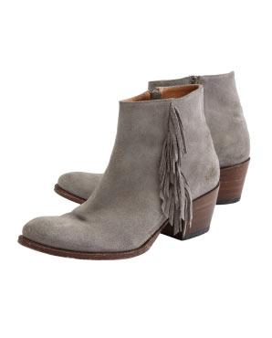 Cleo Fringed Boots