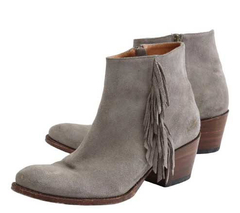Cleo Fringed Boot