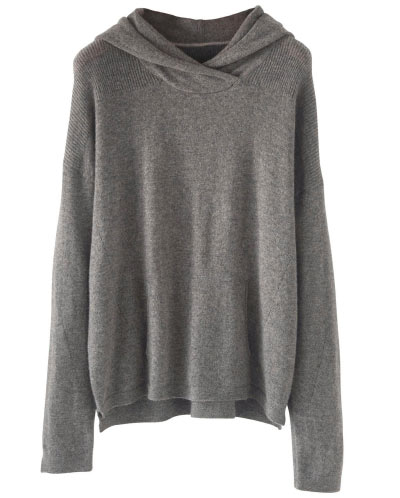 Anna Cashmere Hoody