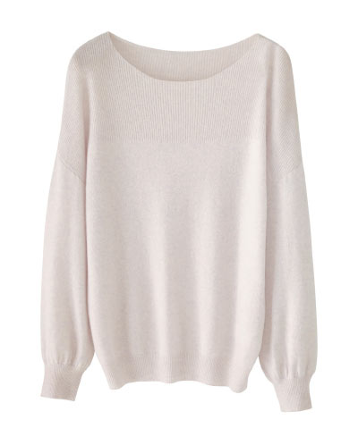 Thora Cashmere Sweater