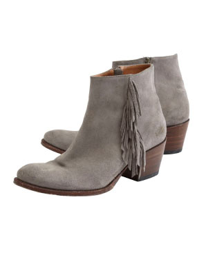 Cleo Fringed Boots