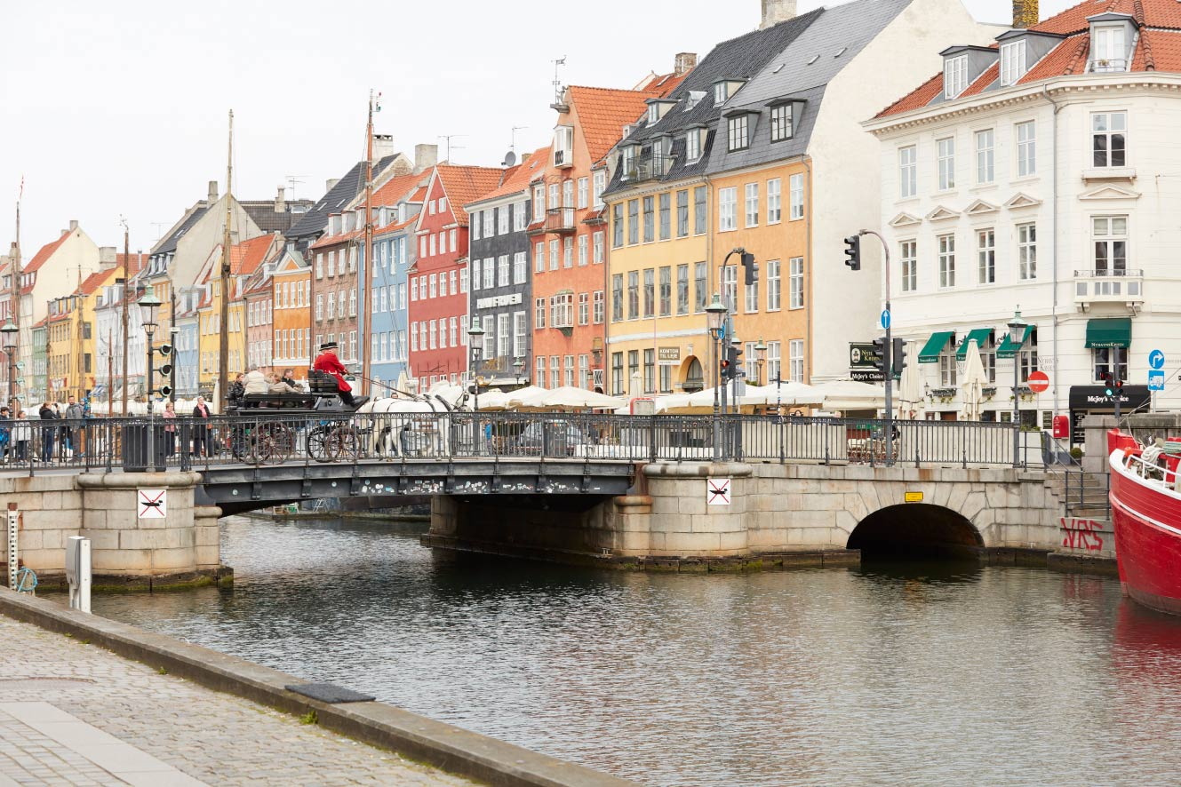 Copenhagen Travel Notes with Pearlshare