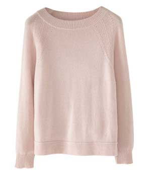Brie Cashmere Sweater